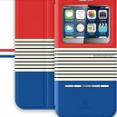IPhone 6 ​​teléfono plegable funda protectora shell