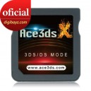 Ace3DS X para cargar 3DS/DS juegos